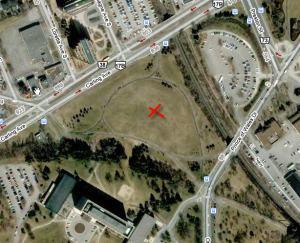 Location of Wednesday training
