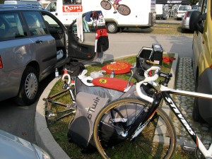 Post World Cup bike packing