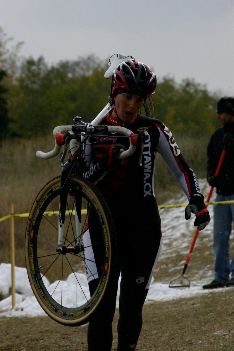 Cyclo-cross Nationals in 2009