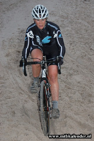 2008 Master's World Cyclo-Cross Championships (4th place)